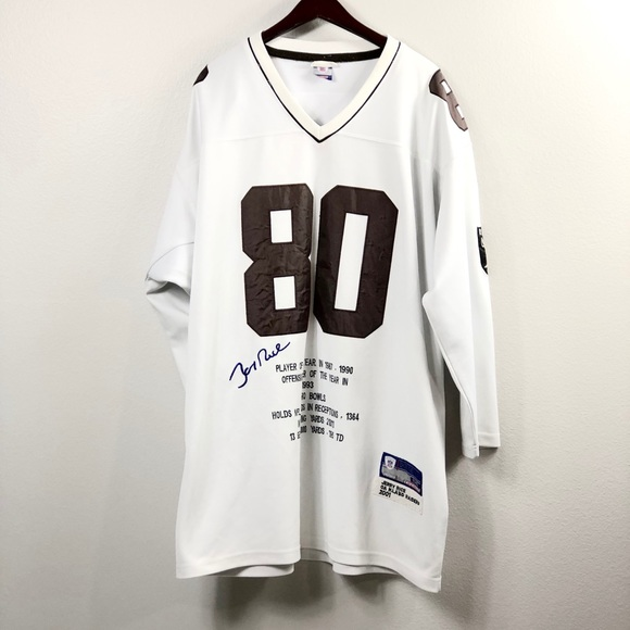 46509b180 Reebok Oakland Raiders Jerry Rice Tribute Jersey. M 5b97cd53c6177787394f4c1c